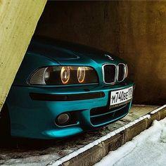 BMW e39 by backovicm