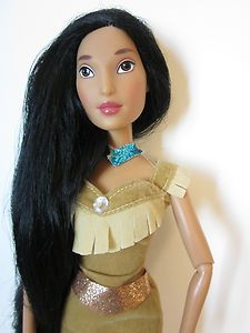 #doll #pocahontas #disney #for #ooak #unique #native #american #indian #bid #sell #ebay $0.99 Princess Pocahontas, Disney Princess, Native American, Barbie, Indian, Dolls, Unique, Ebay, Clothes