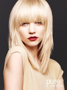 Aveda full spectrum permanent hair color, up to 96% naturally derived—using plant power instead of petrochemicals.
