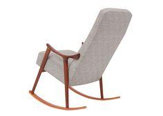 Rolf Rastad & Adolf Relling Rocking Chair | Danish Modern L.A.