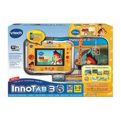 "Merrik - InnoTab 3S Bundle with Jake & The Neverland Pirates - Vtech - $99 Toys ""R"" Us"