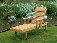 Amish Pine Chaise Lounge With 4 positions you can adjust the back to, this chaise lounge is sure to offer a cozy sit. Read outside, soak up the sun, enjoy the pool and be comfortable in this Amish made beauty. Made with solid pine and option to add cup holders. Easy to move with the back wheels.