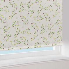 Amelie Spot Des BO Roller Blind Green 1 Nursery Pinterest