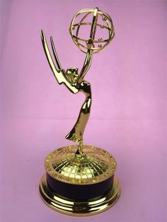 EMMY AWARD TROPHY 15.5 INCHES (39 CM) FULL SIZE ONE-DAY DELIVERY www.trophiesartinc.com