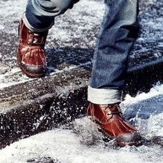 Best Slush-Proof Winter Boots