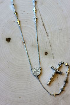 ALL SAINTS ROSARY NECKLACE - PYLO