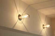 LIGHT/照明/天井/壁づけ/マリンランプ/インダストリアル/フィールドガレージ/FieldGarage INC./リノベーション