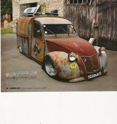 The car that mobilised a nation. Launched at the Paris Salon, 64 years ago today....October 7th 1948.  In 42 years of production, almost four million 2CV's were produced, with sales of the