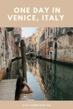 I have the ultimate Venice travel guide for you! In this article I will tell you everything you need to know to have the best one day in Venice, Italy! This free guide has everything from venice photography spots, sites to see, and places to eat! #venicetravelguide #onedayinveniceitaly #venicephotographyspots #wheretoeatinvenice #veniceitaly