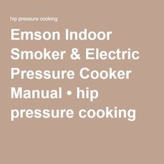curtis stone pressure cooker manual