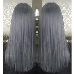 G R E Y hair envy