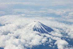 """Mt. Fuji"" by Tao Sasaki, via 500px."