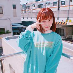 いいね!8,587件、コメント95件 ― SCANDAL RINAさん(@urarina821)のInstagramアカウント: 「赤髪復活††† #hairstyle #haircolor #red #autumn #scandal #rina #tokyo #japan #today」