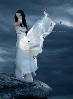 Rapture Art (Fallen Series by Lauren Kate) Fallen Saga, Fallen Series, Gothic Fantasy Art, Dark Fantasy, Vampires, Lauren Kate, Moon Photography, Angels And Demons, Fallen Angels