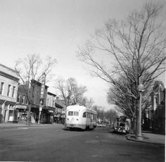 DC Transit PCC on 8th Street SE (photo by R. Hill).