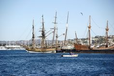 Spend an Awesome Day at the San Diego Maritime Museum