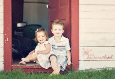 Children photography and backlighting tips.