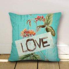 #gift   White Canvas And Light Linen Pillow Cover