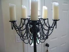 DIY halloween lighting