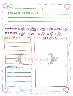Pen pal kit pen pal pinterest pen pals favors and snail mail thecheapjerseys Images