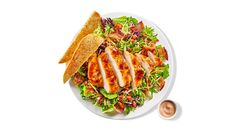 Honey BBQ Chicken Salad | Buffalo Wild Wings