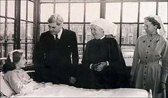 Nye Bevan, architect of our great NHS and one of my heroes.