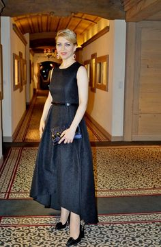 Dress Code Black Tie - Gala Dinner at Gstaad Palace