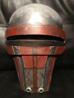 Revan's Mask Build (SWTOR Version)                                                                                                                                                                                 Mais