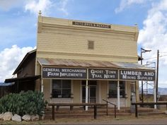 8 Arizona Ghost Towns Perfect For A Spooky Weekend Getaway