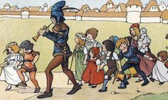July 22 - Pied Piper Day in Hamelin (Germany)