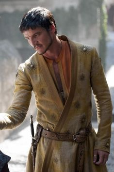 Oberyn Martell. Why do I watch this show again? Weren't the deaths hard enough in the books? Oh, yeah, spoiler alert.