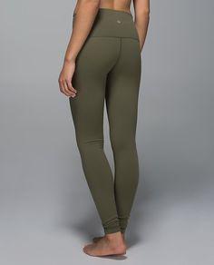 4cef33164a Forest green wunder under pant *full-on luon (roll down). Elsa Larson · Lulu  lemon leggings