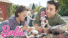Watch Mattel's adorable new 'Dads Who Play Barbie' campaign