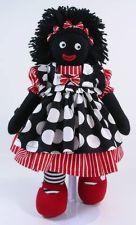 Kate Finn Golly golliwog gollywog doll 41cm/16