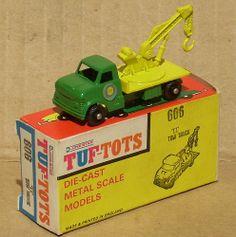 Tuf Tots 606 Tow Truck