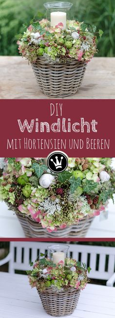 I have this floristic lantern as a gift for a .- Dieses floristische Windlicht habe ich als Geschenk für eine Hochzeit gemacht. … – Hochzeitskleid I made this floral lantern as a gift for a wedding. Diy Wedding, Wedding Gifts, Wedding Dress, Anniversary Crafts, Deco Floral, Diy Candles, Natural Materials, Floral Arrangements, Fall Decor