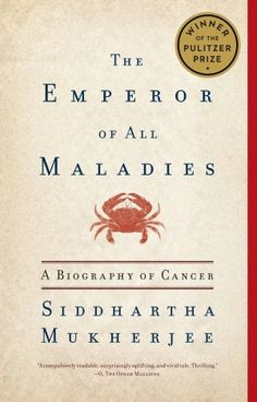 AMAZING read! Who knew reading about the history of cancer, cancer surgeries, treatment options and research could be so interesting you don't want to put the book down?