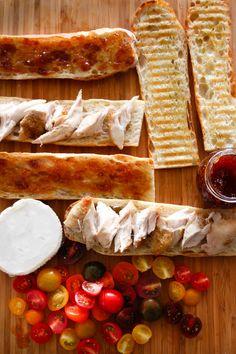 Picnic Sandwich Cheat Sheet