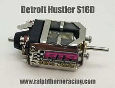 """Another batch of deadly """"Detroit Hustler's"""" from Ralph Thorne Racing are hot off the balancer. We've done all the work, including breaking the motor in for you. If you wear it out, just send it back in for a refurb and you'll be running good again! Slot Car Drag Racing, Drag Cars, Mini 4wd, Slot Cars, Tamiya, Motor Car, Cars For Sale, Running, Detroit"""