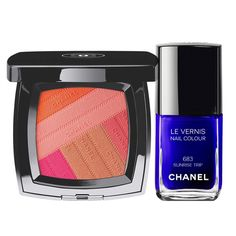 Chanel LA Sunrise Makeup Collection for Spring 2016 ❤ liked on Polyvore featuring beauty products