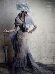 Edwardian Vogue by summer
