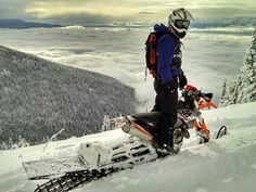 Timbersled Snow Cross 137 (SX137) : Features