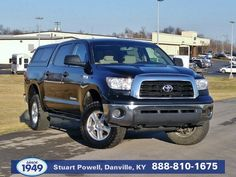 Learn more about this used 2007 #Toyota #Tundra SR5 at Stuart Powell in #DanvilleKY >> https://youtu.be/uaj2NRek2Yo