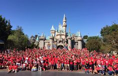 Thousands attended the annual Gay Days Anaheim gathering at Disneyland, California, this past weekend