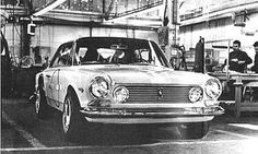 IKA TORINO 380. 1966-1970