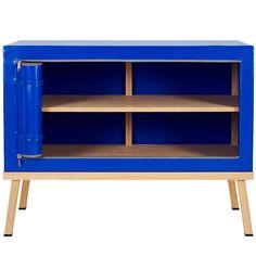 Visser and Meijwaard Dresser   See more antique and modern Dressers at https://www.1stdibs.com/furniture/storage-case-pieces/dressers