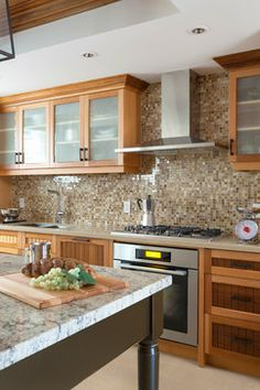 Oakville Lakeside Residence On Pinterest Travertine Murano Glass And Open Kitchens