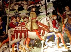Lorenzo the Magnificent The Chapel of the Magi at the Palazzo Medici-Riccardi in Florence