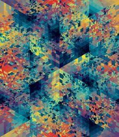 Pattern field.