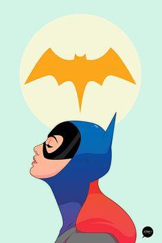 {Batgirl . Barbara Gordon}